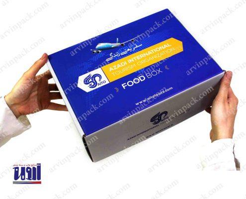 جعبه غذا لمینیتی ، جعبه آماده یا foodbox