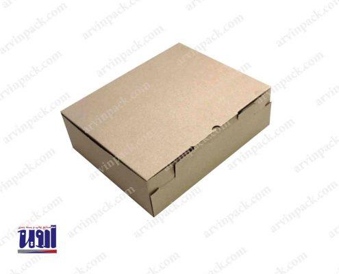 جعبه آماده جعبه غذا جعبه سازی کارتن سازی آروین