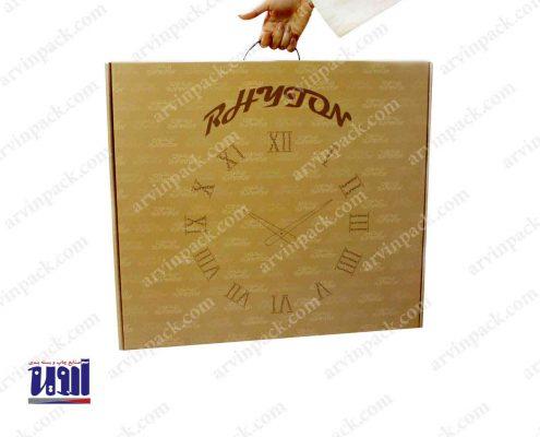 حعبه سازی جعبه ساعت ریتون