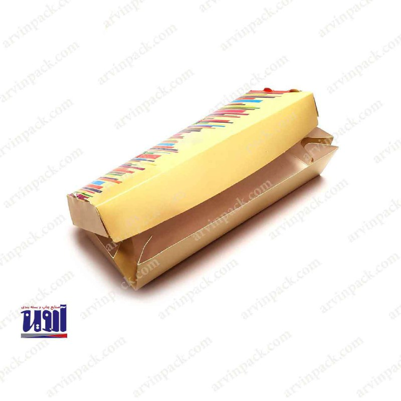 جعبه ساندویچ ، جعبه غذا ، جعبه بیرون بر