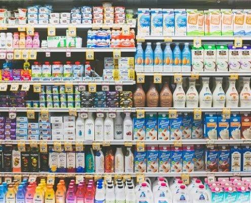 شرکت بسته بندی مواد غذایی